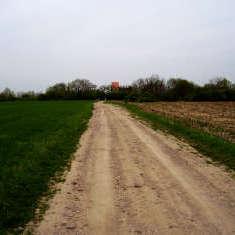 Treben - Kirche ohne Dorf