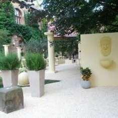 Italienischer Landschaftsgarten in der Neuen Residenz