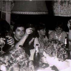 Klassentreffen Insel 1983