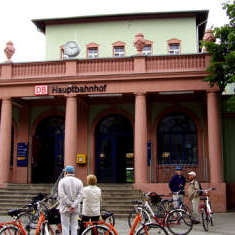 Naumburg Bahnhof