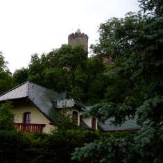 Blick auf die Schönburg
