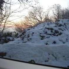Winterpilgern Januar 2011