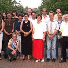 Klassentreffen 2003 Gruppe