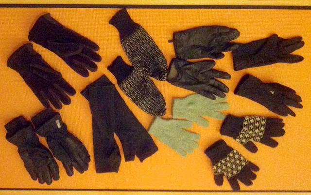 Mein Handschuhsortiment für alle Wetter- und Lebenslagen