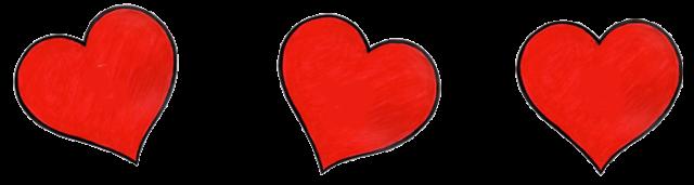Es geht im Leben immer um die Liebe, und das nicht nur am Valentinstag