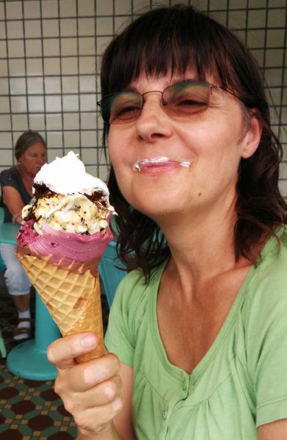 Eis essen - Therapie gegen das Eistrauma