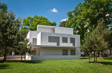 Bauhaus-Meisterhäuser in Dessau