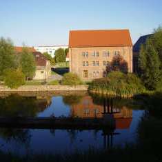 Kloster Helfta in Eisleben 2009