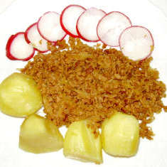 Sauerkraut-Soja-Stippe
